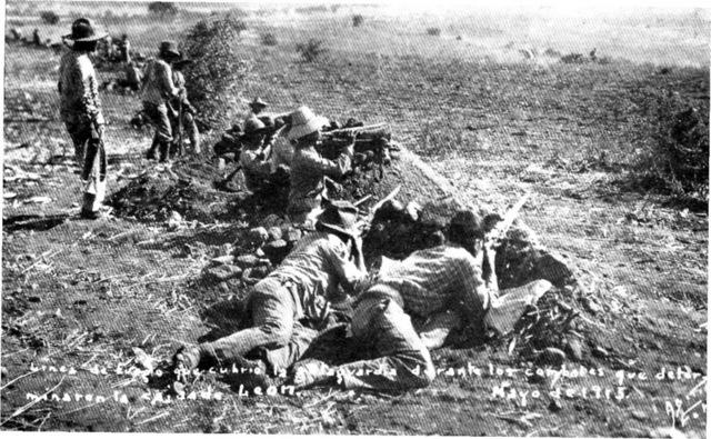 Batalla entre Obregón y Villa