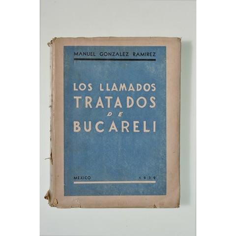 Tratado de Bucareli