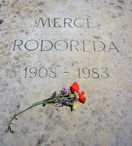 Mort Mercè Rodoreda