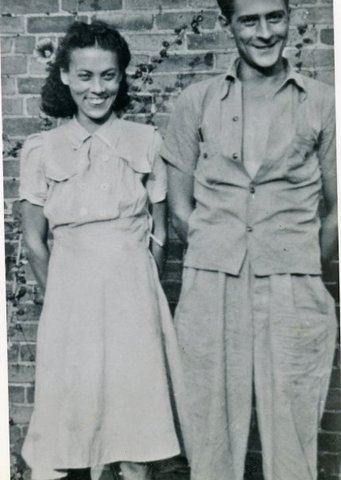 Great Grandmother Opal Zarbaugh's Birth
