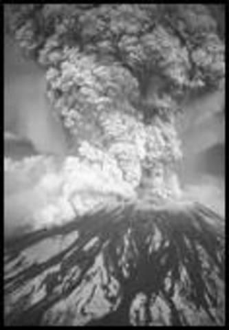 1980 eruption of Mt. St. Helens