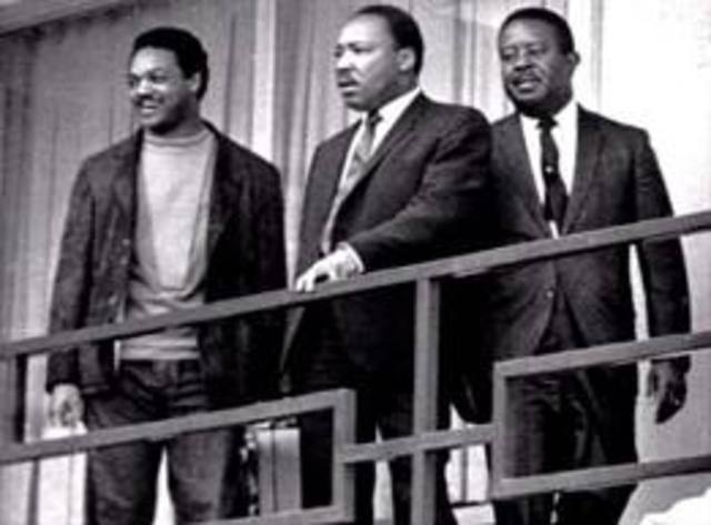 Assination of Martin Luther King Jr.