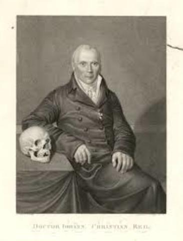 Johann Cristian Reil