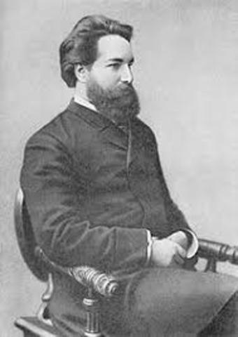 Sergei Korsakoff.