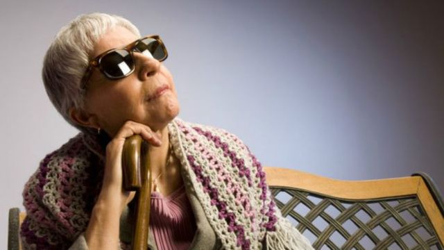 27 noviembre 2015. La mujer ciega que puede ver cuando cambia de personalidad