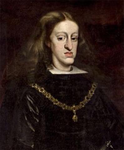 Muerte del emperador Austriaco.