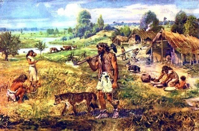 Orígenes de la Agricultura - Periodo Neolítico