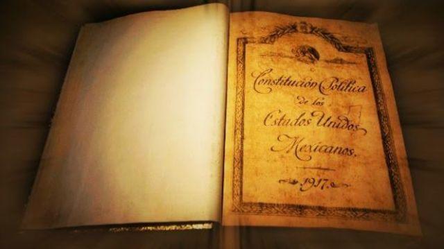 Modificación de la constitución