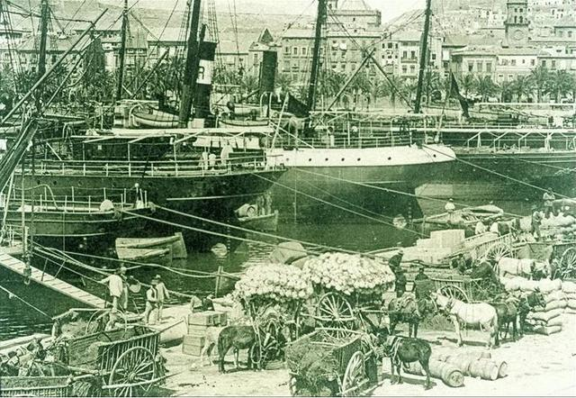 La Evolución del transporte un aporte al Comercio