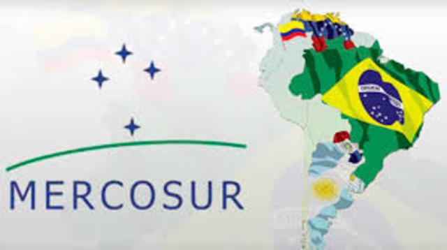 Acuerdo Vigente de Colombia:Mercosur