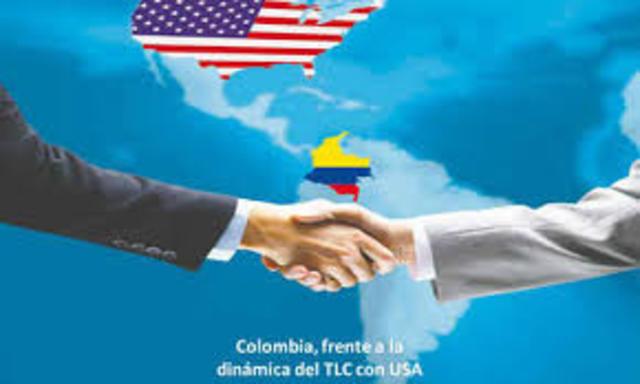 Acuerdo Vigente de Colombia: Acuerdo de Promoción Comercial entre la República de Colombia y Estados Unidos de América