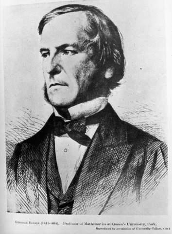 Джордж Буль1815-1864