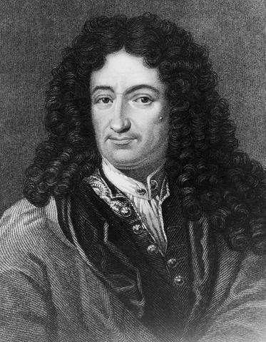 Готфрид Вильгельм Лейбниц1646-1716