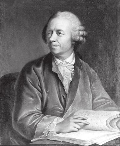 Леонард Эйлер(1707-1783)
