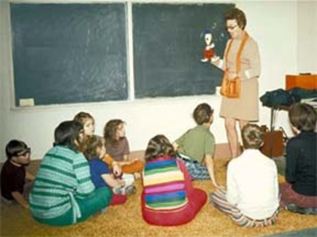1960's Children with Disabilities brought into the education system