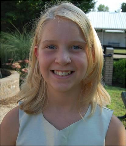 Madalyn Warnimont (sister) born