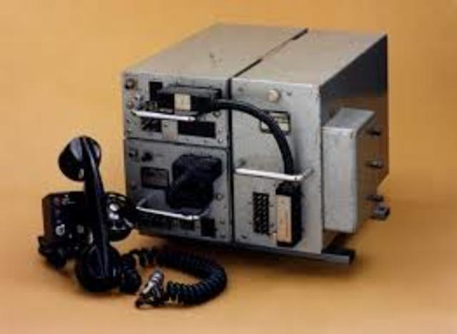 Ericcson's Mobile System A (MTA)