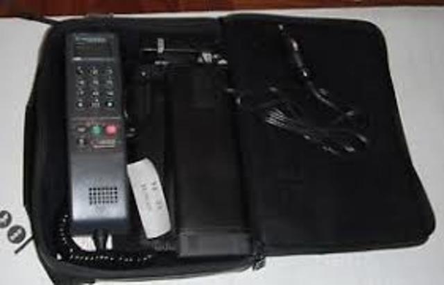 Motorola Bag Phone (2900)