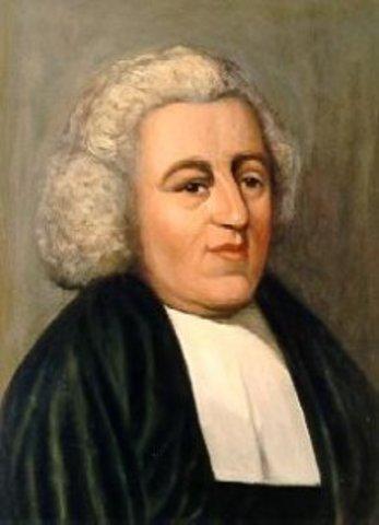 John Newton (he was born in 1725)
