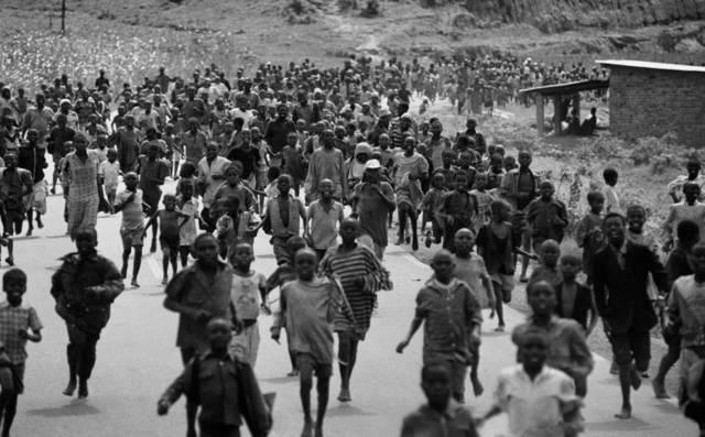 The Hutu Revolution