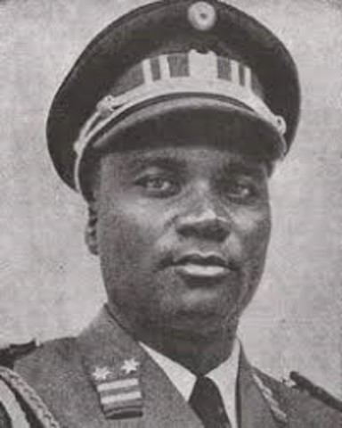 Appointment of Major General Juvenal Habyarimana