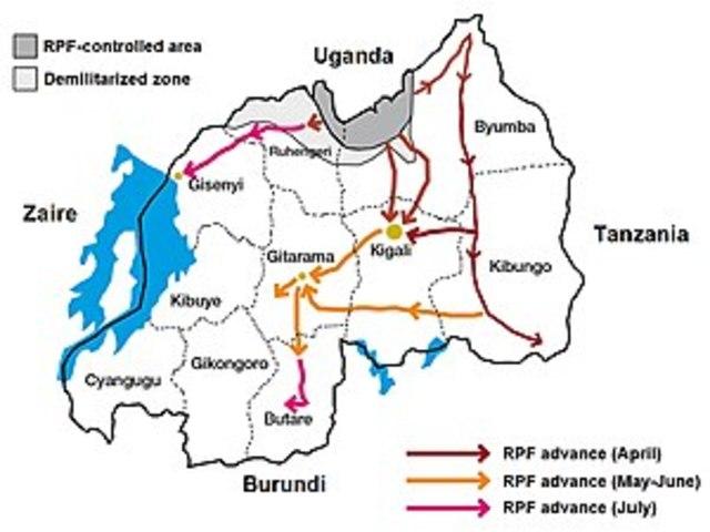 RPF Gains Back Control