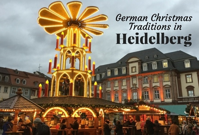 Germans has mercy during Christmas and New Years