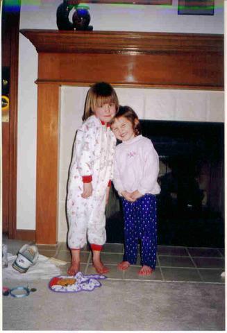 My older sister, Amanda Sue Browning, was born