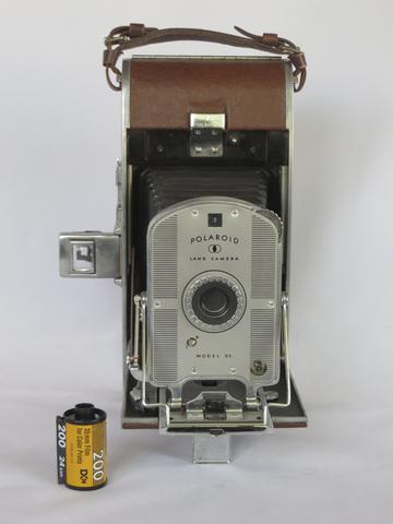 Primera càmera comercial Polaroid