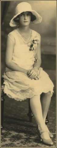 My Grandmother was born