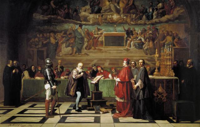 Proceso a Galileo