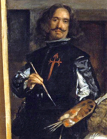 Velázquez, pintor real