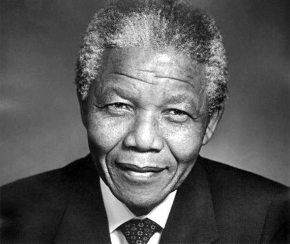 Mandela Nobel Peace Prize