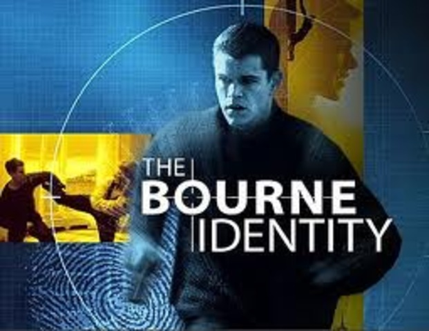 """The Bourne Identiy"""