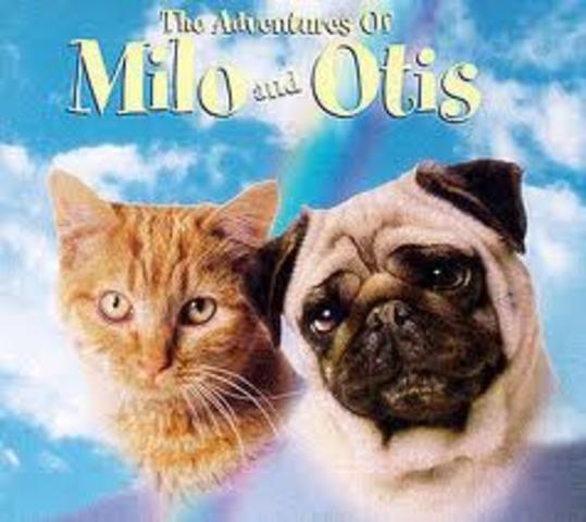 """""""Milo & Otis"""""""
