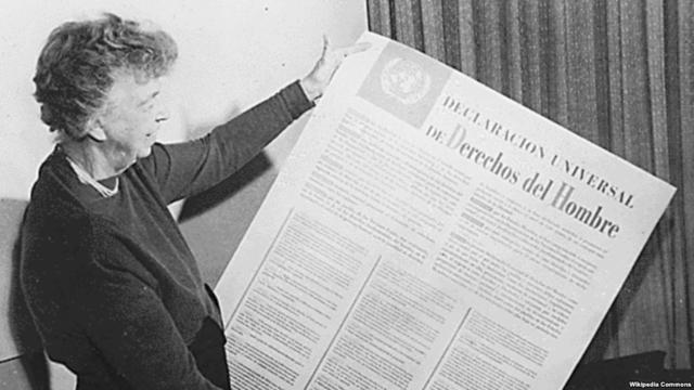 Declaración Universal de Derechos Humanos ONU