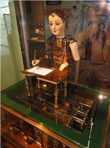 Muñeca Mecánica