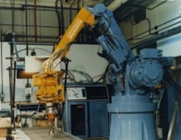 Operaciones de Robot T3