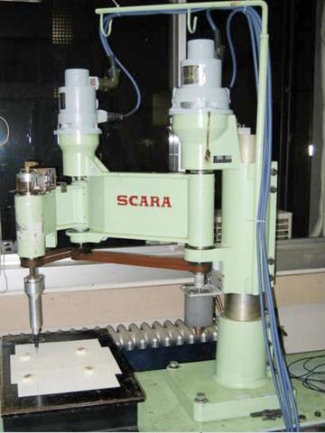 Robot tipo SCARA
