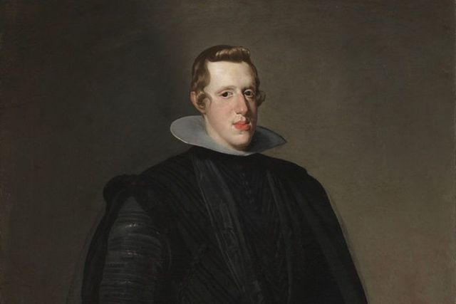 Comienza el reinado de Felipe IV
