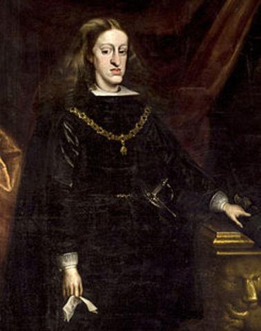 Muere sin descendencia Carlos II