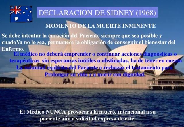 Declaración de Sydney