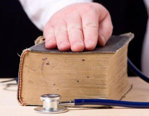 Declaración sobre ética en medicina.