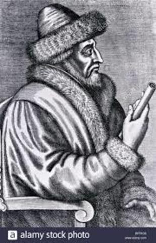 Death of Basil III