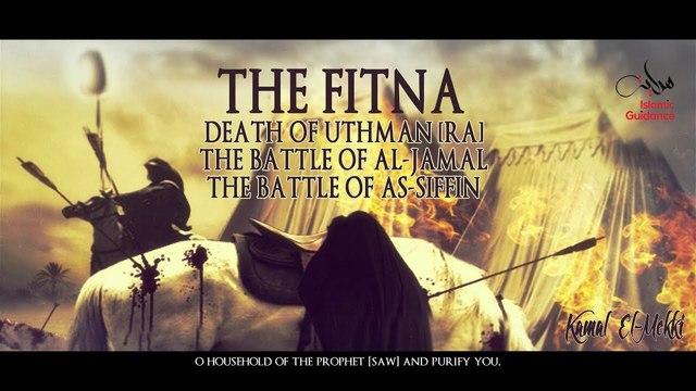 Estalla la Fitna de al-Ándalus