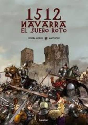 Anexión de Navarra a Castilla