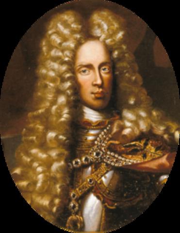 La muerte del emperador José I de Austria