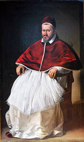 Pope Paul V gives permission that Mass can be said in Chinese
