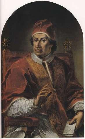 Pope Clement XI's anti-rite Decree