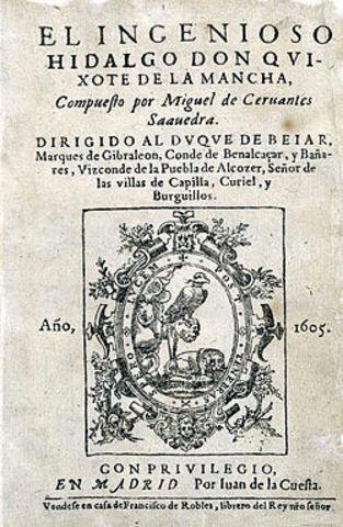 El Quijote (Miguel de cervantes)